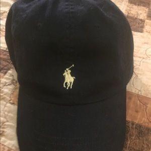 Ralph Lauren Polo hat dark blue